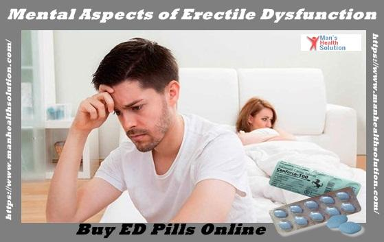 Erectile Dysfunction Treatment Medicine. | ManHealthSolution -