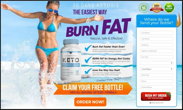 Now Ways Keto Power Slim Can Make You Invincible