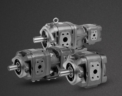 Internal Gear Pumps: Good Suction Capacity