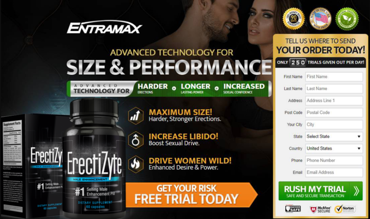 ErectiZyte Diet Pills Reviews & Buy ?