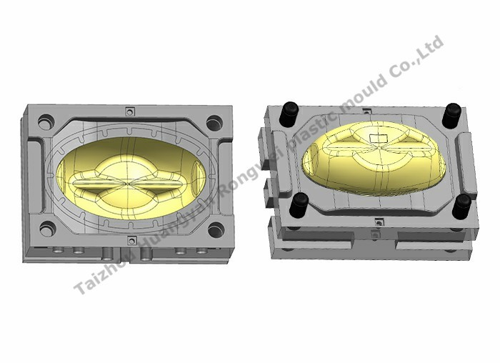 How to Design The Wall Thickness of The Crate Mould