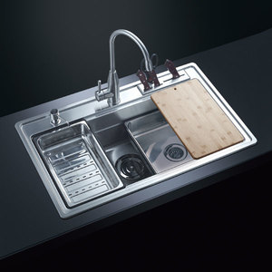 China Stainless Steel Sink Installation Process