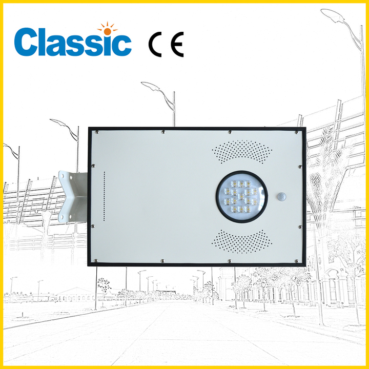 Solar LED Street Light Are Commonly Used Green Lighting Products