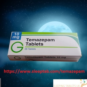 Conquer insomnia and improve your sleep pattern with Temazepam Pills