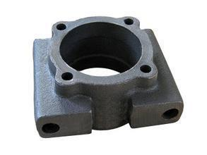 High strength steel castings have good toughness, good manufacturability and low price