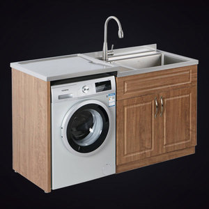 Why Do Stainless Steel Laundry Cabinet Are Loved By People?